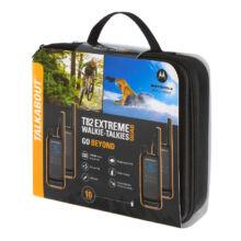 Motorola Talkabout T82 Extreme Quad walkie talkie vysielačka