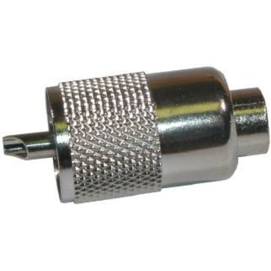 PL259 UHF KONEKTOR NA KÁBEL H155, LMR240
