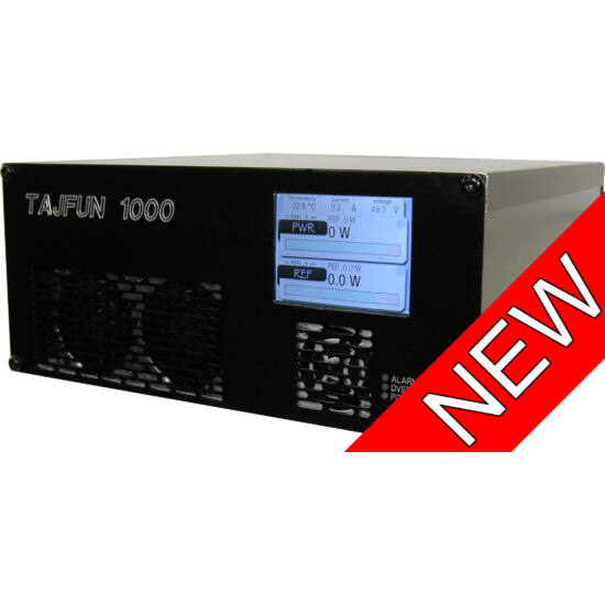 BIGTAJFUN 1000 500 W 144/432MHZ LDMOS LINEÁR PA W/LCD DISPLEJ