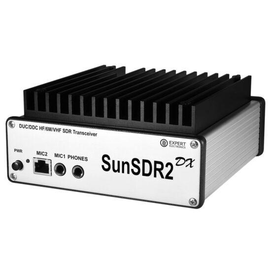 EXPERT ELECTRONICS SUNSDR2DX SDR RÁDIOSTANICA