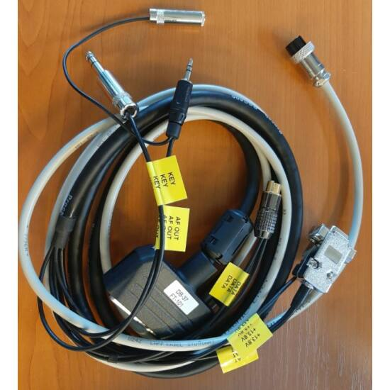 MICROHAM DB37 interface kábel pre FTDX-101D, FTDX-101MP