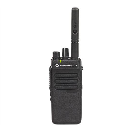 Motorola DP2400E 136-174 MHz DIGITÁLNA RUČNÁ RÁDIOSTANICA, VYSIELAČKA
