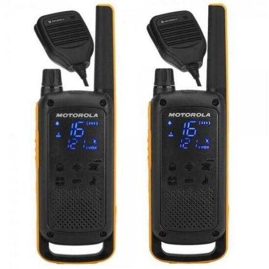 Motorola Talkabout T82 EXTREME RSM WALKIE TALKIE VYSIELAČKA
