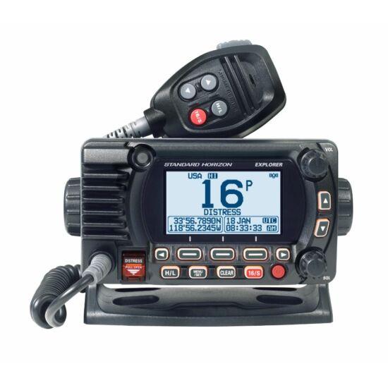 Standard Horizon GX-1800E VHF MOBILNÁ LODNÁ RÁDIOSTANICA s GPS