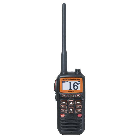 Standard Horizon HX-210E VHF RUČNÁ LODNÁ RÁDIOSTANICA VYSIELAČKA