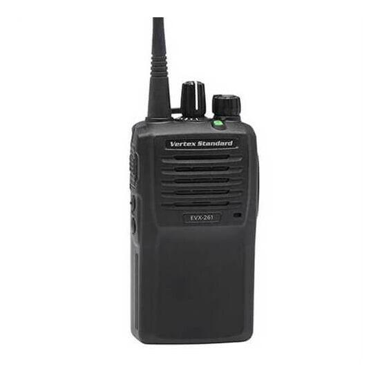 Vertex Standard EVX-261-G6-5 A (CE) 403-470 MHz DIGITÁLNA / ANALÓGOVÁ RUČNÁ RÁDIOSTANICA