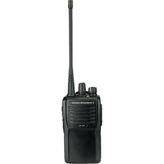 Vertex Standard VX-261-D0-5 (CE) 136-174MHz, 16CH, /FNB-V134Li-UNI AKU VAC-UNI  2 300mAh