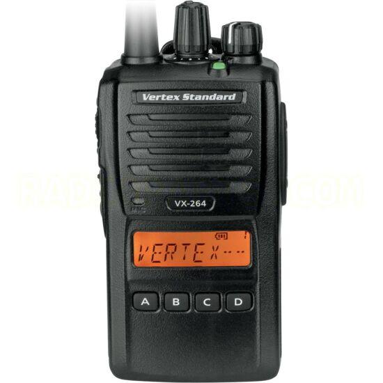 Vertex Standard / Motorola VX-264-DO-5 (CE) 403-470 MHz RUČNÁ RÁDIOSTANICA, VYSIELAČKA