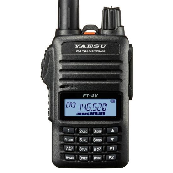 YAESU FT-4VE VHF 2M RUČNÁ RÁDIOSTANICA, VYSIELAČKA