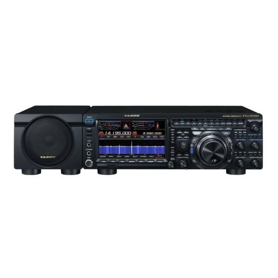 YAESU FTDX-101MP HF + 50 MHz + 70 MHz 200 W ALL MODE STOLNÁ RÁDIOSTANICA