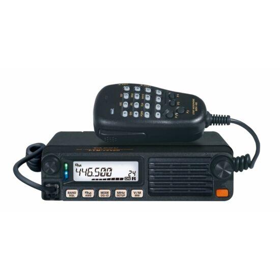 YAESU FTM-7250DE VHF/UHF C4FM/FM MOBILNÁ RÁDIOSTANICA, VYSIELAČKA